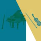 Grafika kolorowa - obrazem instrumentów muzyki klasycznej